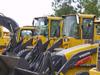 Heavy Equipment indsheild epair